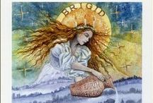 Imbolc Blessings / Let's share our Imbolc blessings, spells and rituals. Please view and comment on each other's pins.  Enjoy our special community!  Blessed Be everyone.