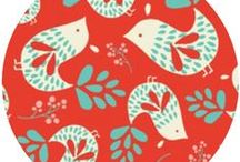 Fabric Love / Fave fabrics and resource for good on-line fabric shops