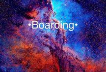 •Boarding• / by aubrey☪