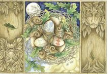 Ostara / Let's share our Spring Equinox blessings, spells and rituals. Please view and comment on each other's pins. Enjoy our wonderful community!  Blessings to you all!