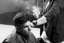 Actuación de barberos 3.0 en feria de muestras de Granada  ✂️✂️✂️