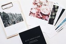 inspo / anything that could inspire, basically a vision board