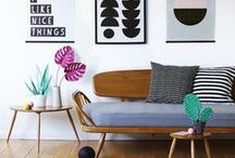 Interior design: Prints and pictures