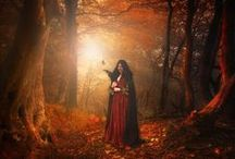Mabon / Let's share our blessings as we celebrate the Autumn Equinox.