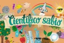 Secundaria Ciencias Naturales / Juegos, actividades interactivas y materiales didácticos para el aprendizaje de Ciencias Naturales en Educación Secundaria.
