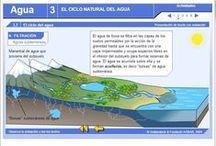 Secundaria Geografía / Juegos, actividades interactivas y materiales didácticos para el aprendizaje de Geografía en Educación Secundaria.