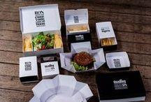 Take away packaging / Even snel iets te eten halen en weer weg. Bekijk hier welke handige verpakkingen er allemaal zijn!