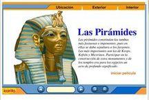 """Primaria Historia / Conjunto de juegos y actividades para el aprendizaje de """"Historia"""" en Ciencias Sociales de Primaria"""