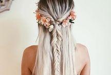 Hair inspiration / Tämän hetken suosituimmat hiustrendit