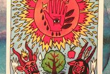 Cards / Various card art - tarot, playing, flash, et al.