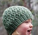 Children's patterns using Stitchmastery charts / Showing children's knitting patterns that use Stitchmastery for their charts. Children's hats, garments, mittens etc.