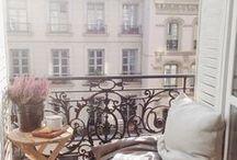 Balconies & Terraces