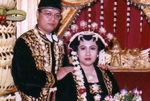 Bride - Javanese / this is the bridal makeup of the various tribes in Indonesia