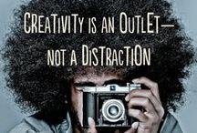 Art journals / Unleash your creativity