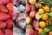 Eat in Season / by Bonterra Organic Vineyards