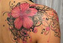 Tatuajes  / tattoos