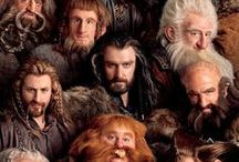 The Hobbit and LotR