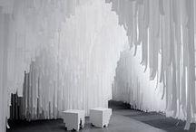 art space/ exhibition/ installation