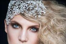 Z MALAN BRIDAL Headpieces and Fascinators / Z MALAN Couture Millinery Bridal Headpieces and Fascinators