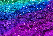All That Glitters...... / Glitter Volleyball Fun