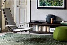 EMERALD OASIS / Kasthall Green Color Inspiration.