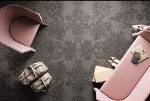 MAGNOLIA BLOSSOM / Kasthall Pink Color Inspiration.