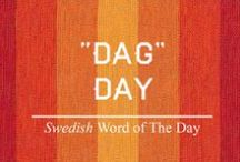 SWEDISH WORD OF THE DAY / Learn Swedish  by Kasthall USA