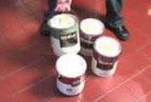 Paints and Coatings / Different types of paint and coatings