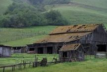 Something About Old Barns / by B Kidd