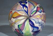 Art - Glass -Blown and fused / Stunning Artistic Astonishing Glass  Masterpieces. Blown and fused Glass,  Shapes and Sculptures. / by Ziad Shannak