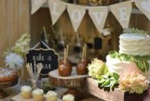Rustic Wedding / Rustic Wedding Ideas & Inspiration