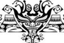 Tatoos / Diseños propios de tatuajes, la inmensa mayoría, diseñados con Paint