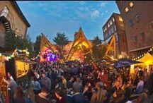Kopparberg at festivals