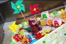 Torte Cerimonie / Torte per matrimoni, comunioni, battesimi, compleanni, anniversari.  Torte con figure tridimensionali o bidimensionali, con panna o altri ingredienti.