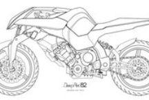 Motocicletas diseñadas con Paint