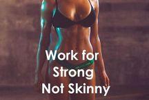 Fitness / Fitness Übungen, Tipps & Tricks, Challenges, Motivation,....