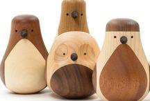 Wooden animals@knight
