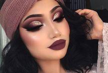 Beauty | Full Face Make-Up / Alltagstaugliche Make-Up Looks und Make-Up Looks für den Abend