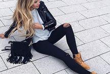 Fashion | Fall / Die besten Herbstoutfits, Inspiration für die Herbst Fashion, Fall Season - Kuschlige Pullis, Lagenlook, Overknees,...