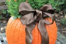 Seasonal Fall ideas / Fall decorations!!
