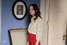 Blair Waldorf - Season 3 / Queen B or Blair Cornelia Waldorf { BASS!}  - played by Leighton Meester <3