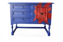repainted furniture / inspirations for repainting furniture