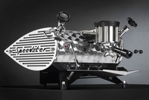 Haute Espresso / The haute design of espresso machines and the vessels that serve them and the culture that surrounds them.