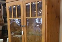 Display Cabinets/Hutch