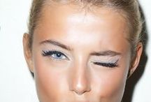 Make up and Nails.