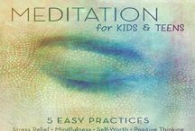 MEDITATION FOR KIDS & TEENS / 5 EASY STEPS FOR POSITIVE THINKING, MINDFULNESS & MORE.
