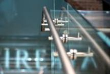 Hardware / Hardware by CARVART, a creative solutions company specializing in turnkey architectural glass products and hardware systems.
