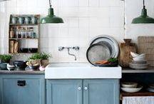 Kitchen Inspiration / by Madison Minkin