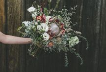 Wedding [bouquet]