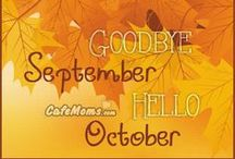 September October / Goodbye September Hello October